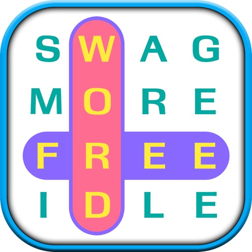 Word Search Puzzles - Find Hidden Words Puzzle, Crossword Bubbles Free Game iOS App