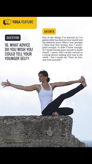 download Asana  International Yoga Journal apps 2