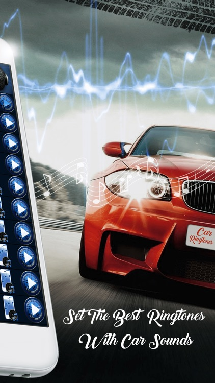 Car Ringtones Collection – Try New Ringtone Maker With Cool Siren