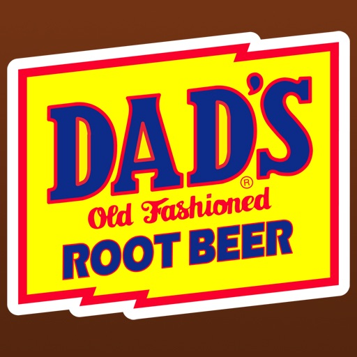 This nice big tin advertising sign promoted the dads root beer brand of soda pop