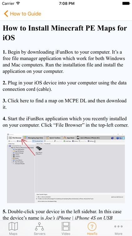 minecraft free download ios mac