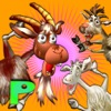 Three Billy Goats Gruff -The Library of Classic Bedtime Stories for Kids by PonyApps Full