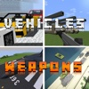 Vehicles and Weapons Mods for Minecraft PC Edition: McPedia Pro Gamer Community!
