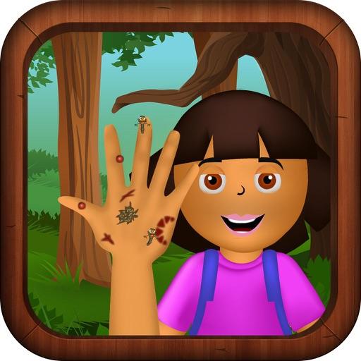 Nail Doctor Game For GIrls: Dora Version By German Techera