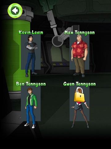 Игра Бен 10: Инопланетная сила: салон красоты