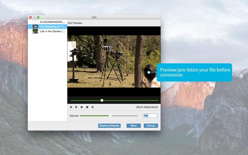 Any FLAC Converter-FLAC to MP3/ALAC/WAV Screenshots