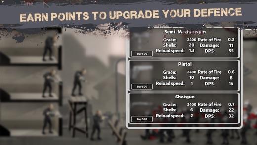 Days of Zombie Survival Full Screenshot