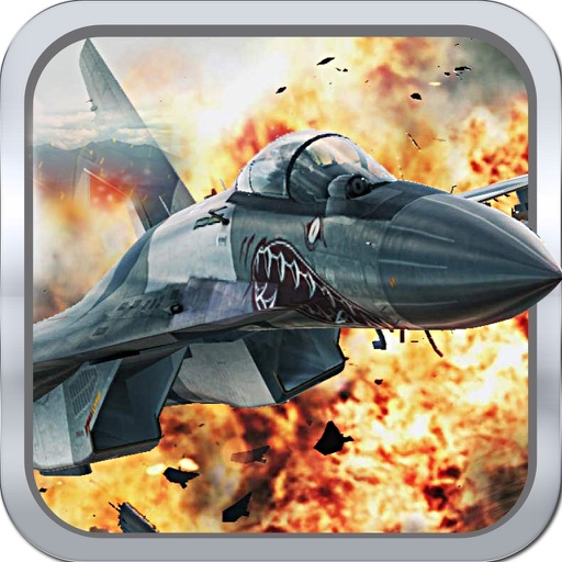F18 Air Fight Attack Pro : World War iOS App