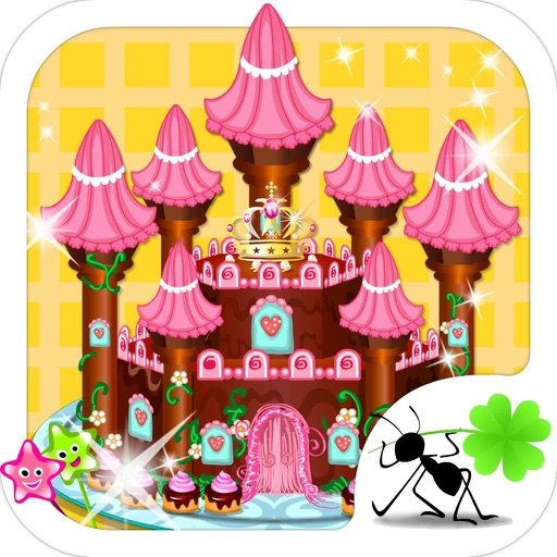 Princess Castle Cake - Food Decoration Games for Girls and Kids iOS App