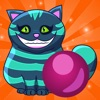 Cat Ball Pop Bubble Wrap Shooter - Kitty Cat Game For Baby