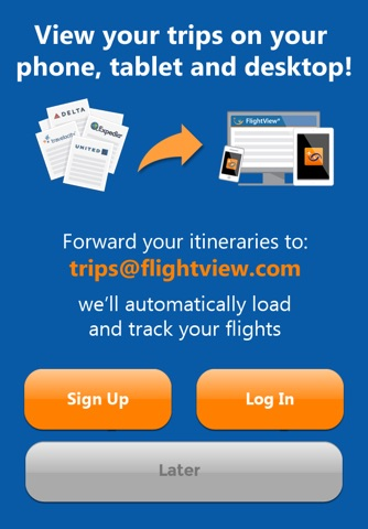 Flightview Plus screenshot 4