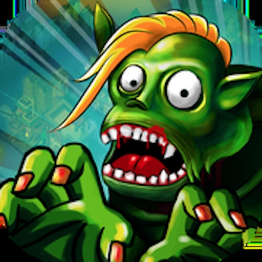 Zombie Mutiny Unity iOS App