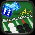 Backgammon Ace – Multiplayer Board Game & Dice Battles with Friends icon