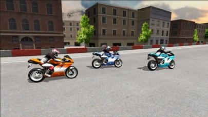 Screenshot of Moto Corse Gioco5