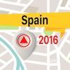 西班牙 離線地圖導航和指南