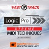 FastTrack™ For Logic Pro Xtreme MIDI