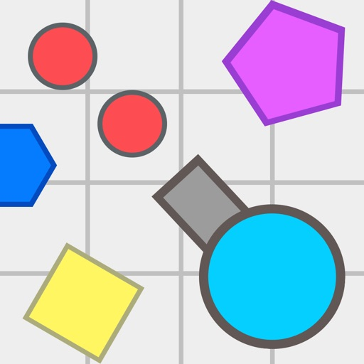 diep.io War - Free Color Tank ... app for ipad