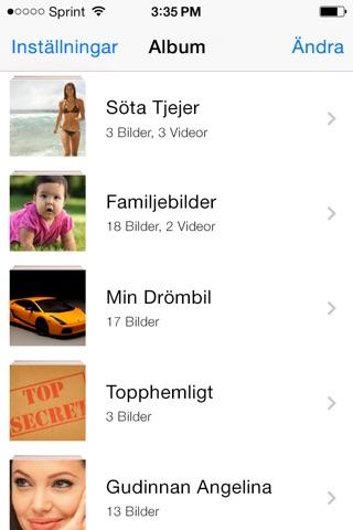Calculator+ - Hide photos & videos, protect albums in private folder vault screenshot 2