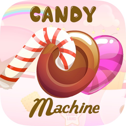 Candy Machine Slots iOS App