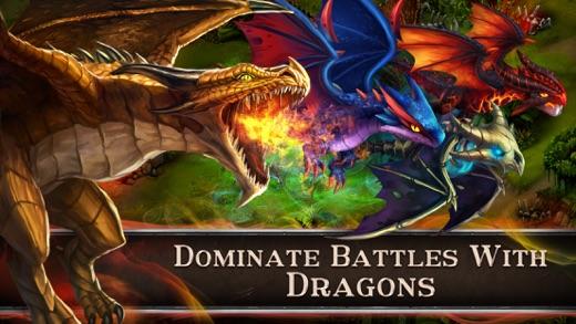 Petagon: Rise of the Dragonlord Screenshot