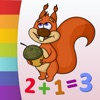 Color by Numbers - Animals Spel för iPhone / iPad