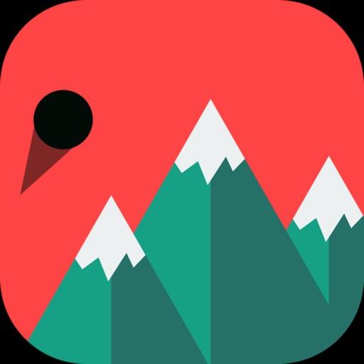 Pixel Bounce Jump - A Classic Original Game iOS App