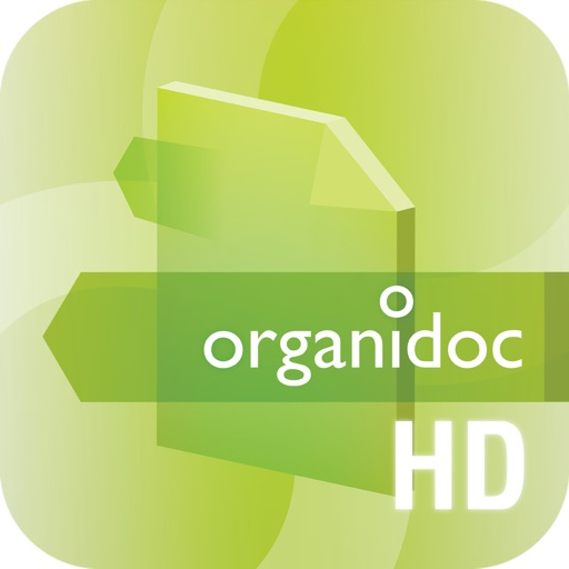 OrganiDoc HD - Your best file manager and PDF viewer for iPad