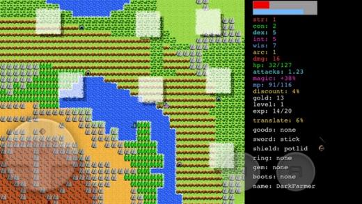 Champions of Arcadia Screenshot