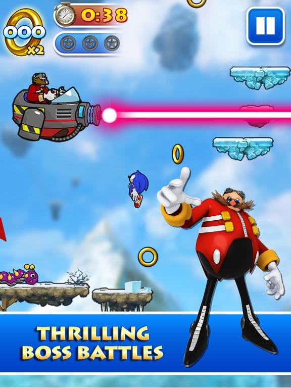 Sonic Jump™ Screenshots