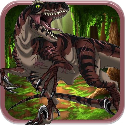 Scarry Forest Jurassic Dinosaur Hunting World Pro - Deadly Wild Carnivores Hunter iOS App