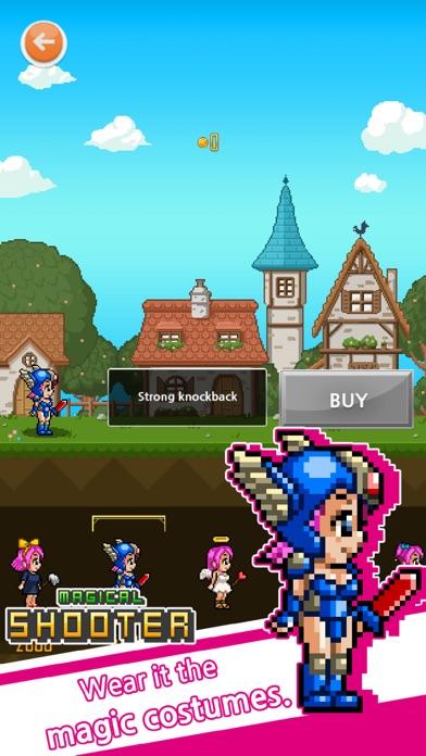 MagicalShooter Screenshot