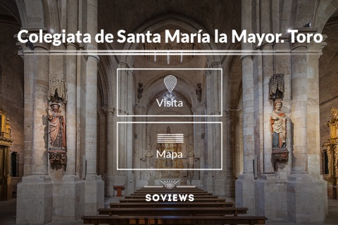 Colegiata de Santa María la Real de Toro screenshot 1