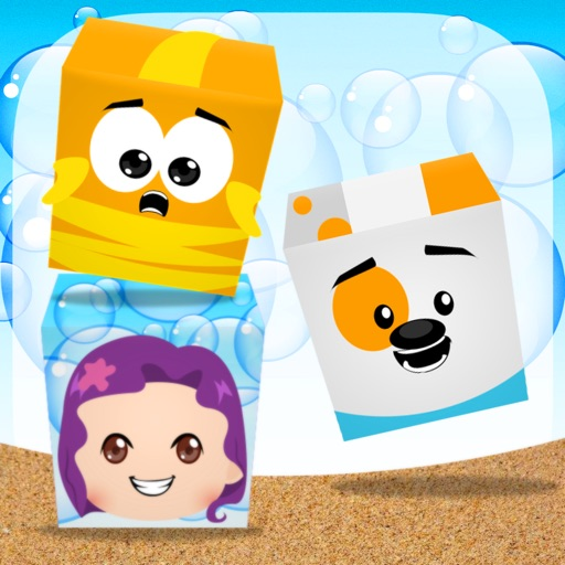 Tower Block Game: Bubble Guppies Edition iOS App