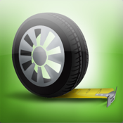 TrackMyDrive - Mileage Tracker & Auto Mileage Log & Business Reimbursement icon