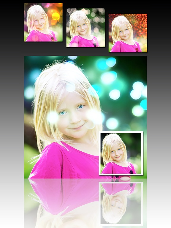 PhotoJus Bokeh FX screenshot 10
