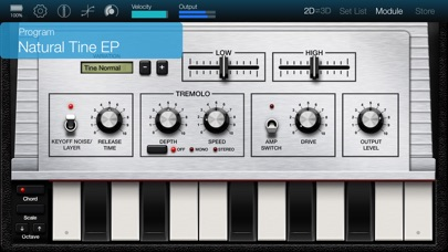 KORG Module IPA Cracked for iOS Free Download