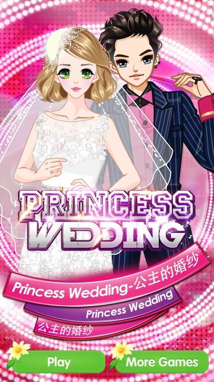 Princess Wedding Glamorous Bride Makeupdressup And Makeover Game - Bride-makeup-games