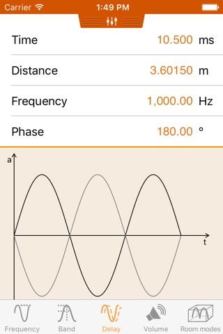 AudioCalc screenshot 3