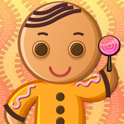 Design Your Own Gingerbread Man - Dressup Game iOS App