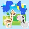 動畫嬰兒益智遊戲的小孩:免費的應用程序