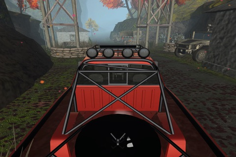 3D 4x4 Off-Road Truck Racing - Extreme Trials Real Driving Simulator PRO screenshot 1