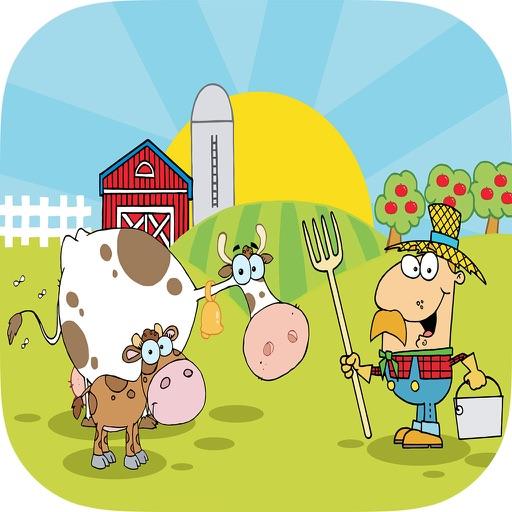Kids Puzzle Farms iOS App