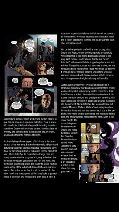 download Comix Asylum apps 3