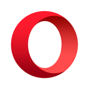 Opera Mini web browser icon