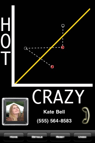 WhatUp - The Crazy-Hot Scale screenshot 3