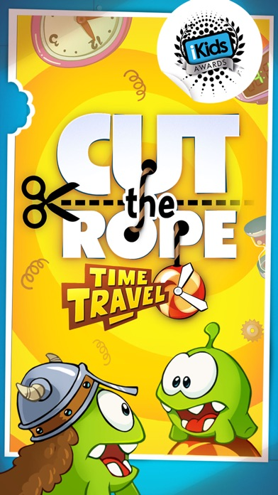 Screenshot #6 for Cut the Rope: Time Travel™
