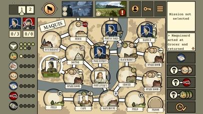 Screenshot #6 for Maquis Board Game
