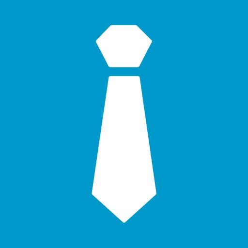 掌上领带指南:Pocket Tie Guide – Easy Necktie knot