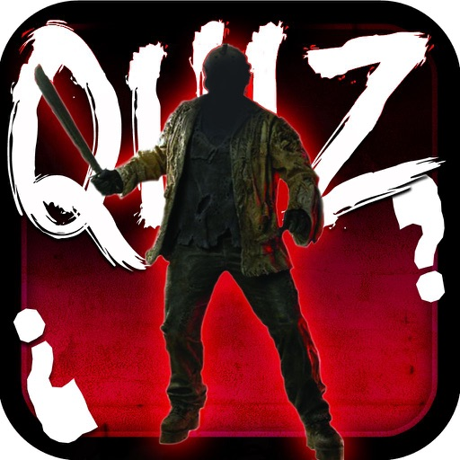 Super Quiz Game for: Friday the 13th Version iOS App