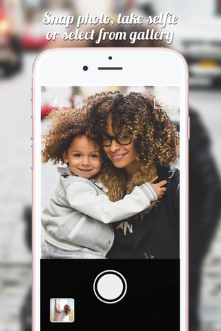 Mothers Day FREE Instant Photo Sticker App screenshot 1